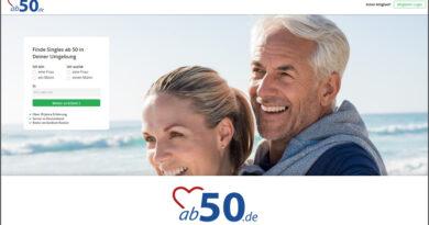 Partnersuche ab50